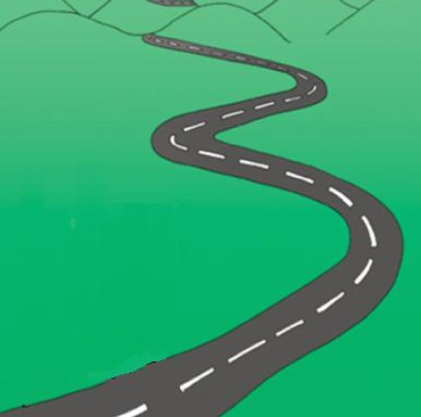 Mountain Road Free Images At Clker Com V-Mountain Road Free Images At Clker Com Vector Clip Art Online-3