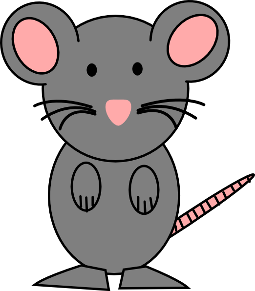 Mouse Clip Art At Clker Com Vector Clip Art Online Royalty Free