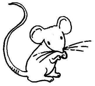 Mouse Clip Art Black And White Clipart Panda Free Clipart Images