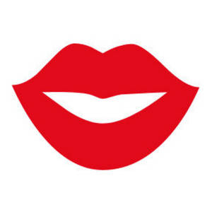 mouth smile clip art - Lip Clip Art