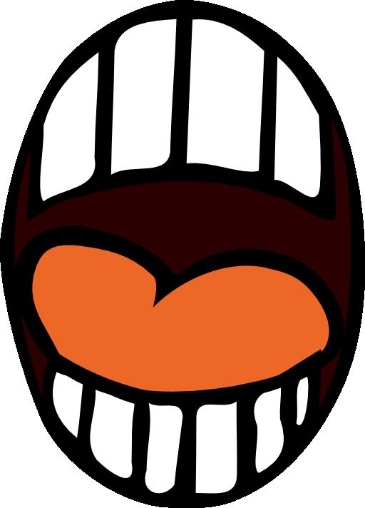 Mouth Clip Art-Mouth Clip Art-11