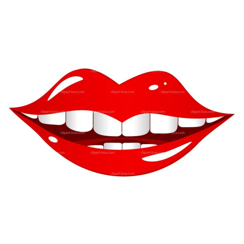 lip clip art images | CLIPART SMILING MOUTH | Royalty free vector design