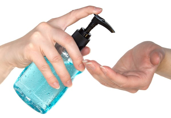 Mouthwash Drinking Rubbing Alcohol And Drinking Hand Sanitizer