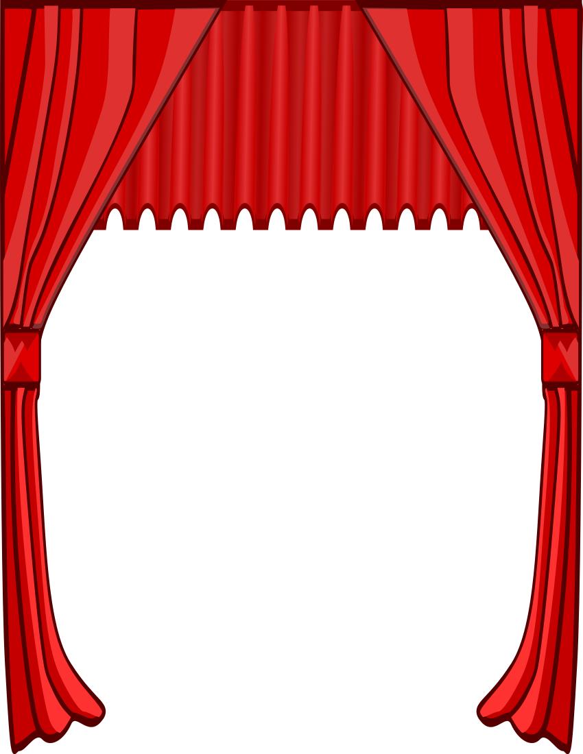Movie Theater Clipart Border-movie theater clipart border-6