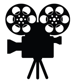 Movie camera clip art clipart free download