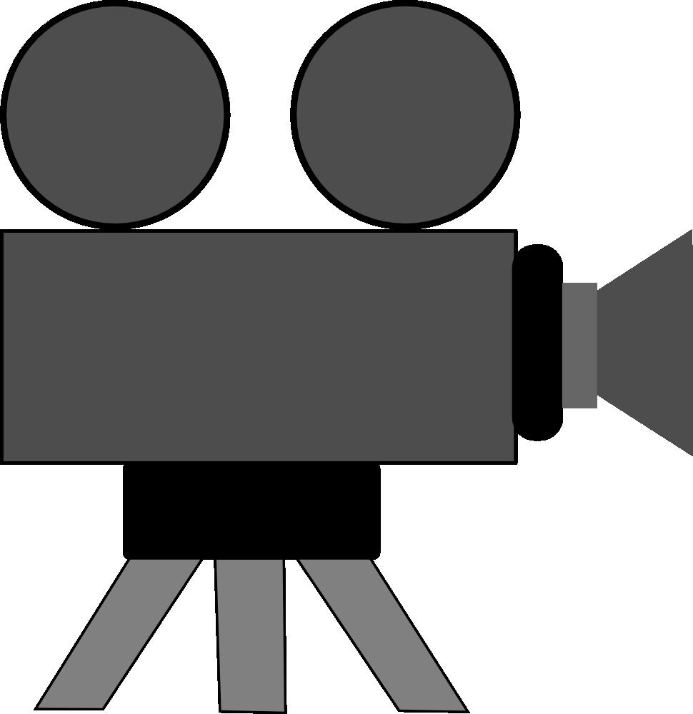 Movie Camera Clipart Clipart .-Movie Camera Clipart Clipart .-10
