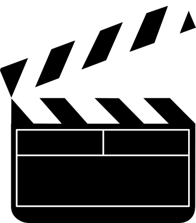 Movie clip art pics free clipart images