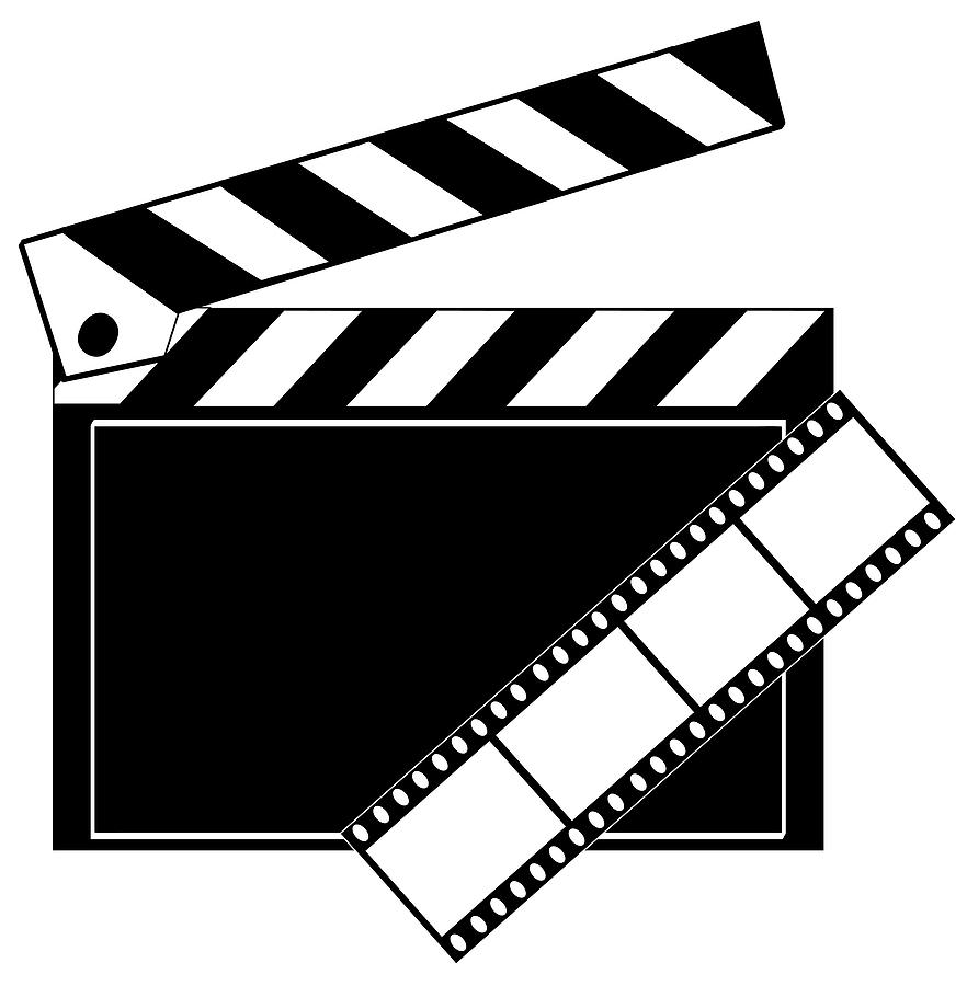 Movie Film Strip Clipart Best-Movie Film Strip Clipart Best-10