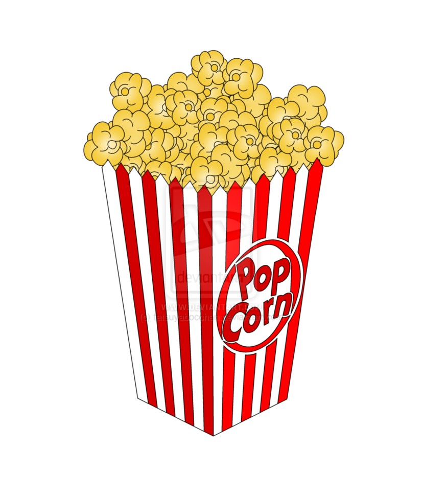 Movie Popcorn Png Popcorn By .-Movie Popcorn Png Popcorn By .-8