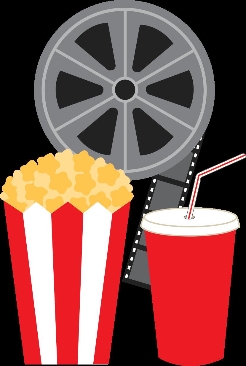 Movie reel clip art clipartall