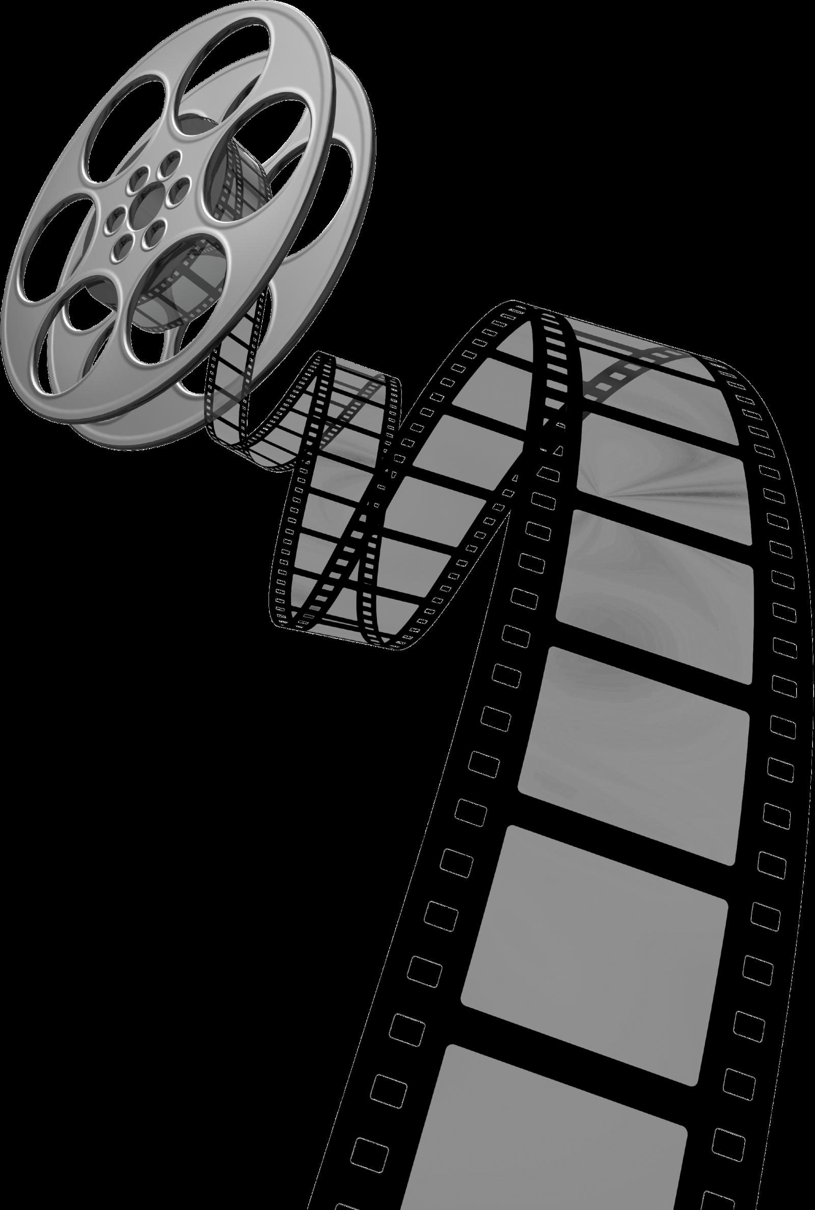Movie reel film reel clip art image 2