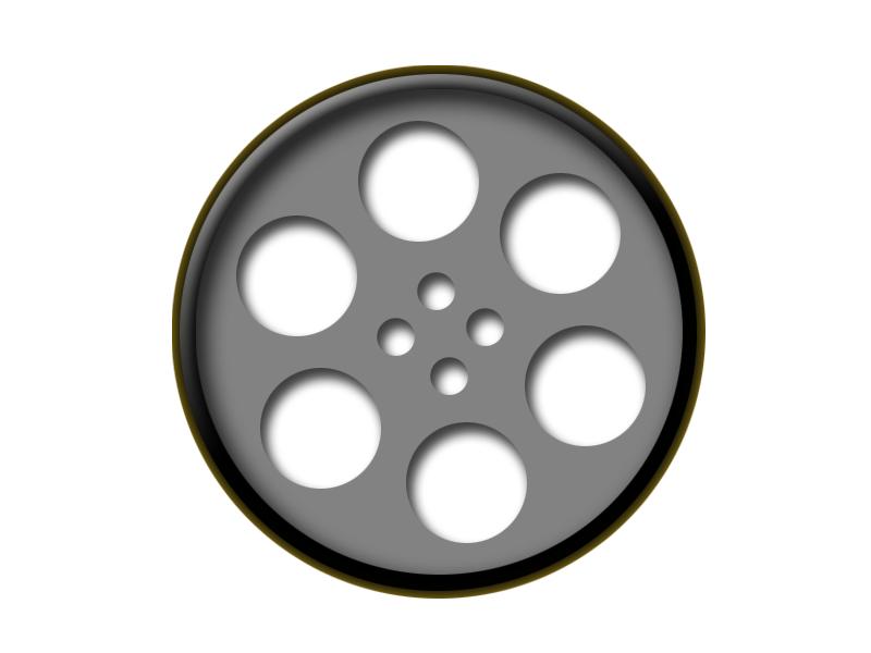 Movie Reel Film Reel Clipart Image 3-Movie reel film reel clipart image 3-14
