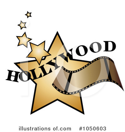 Movie Star Clipart Royalty Free Rf Film Clipart