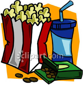 Movie Theater Clipart Movie Theater Trea-Movie Theater Clipart Movie Theater Treats Royalty Free Clipart-13