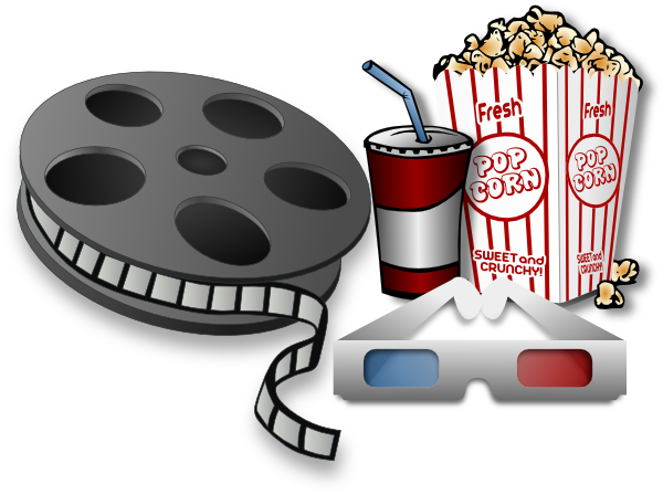 Movie Theater Items Clip Art At Clker Co-Movie Theater Items Clip Art At Clker Com Vector Clip Art Online-15