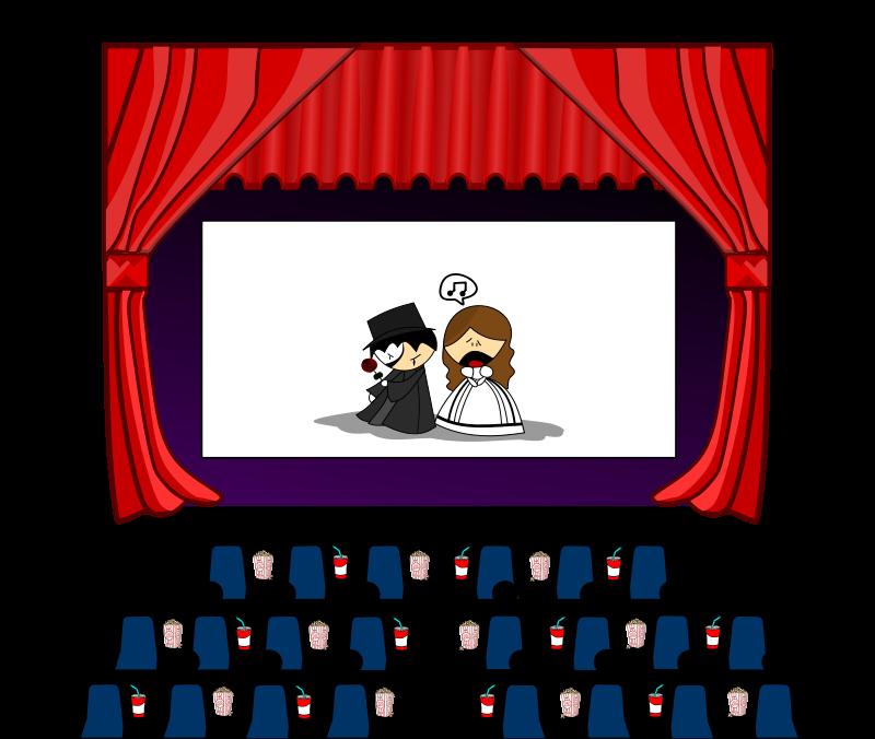 Movie Theatre Clipart-Movie Theatre Clipart-15