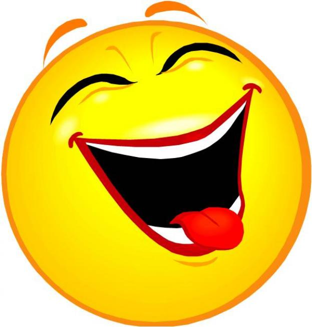 Moving Animated Laughing . - Laughing Clipart