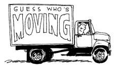 Moving truck clip art