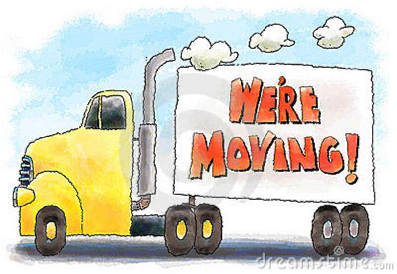 Moving Truck Clipart. «-Moving Truck Clipart. «-5