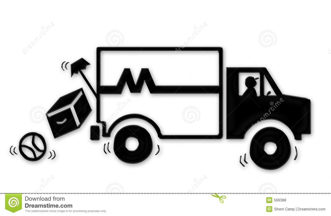 Moving Truck Clipart Moving Van Movers