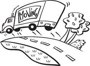 Moving Van Clip Art Jpg