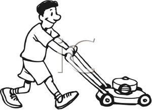 mower clipart