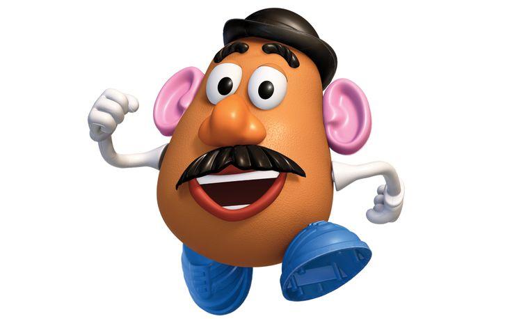 Mr Potato Head Clipart