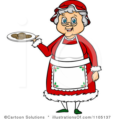 Mrs Claus Clipart Free .-Mrs Claus Clipart Free .-10