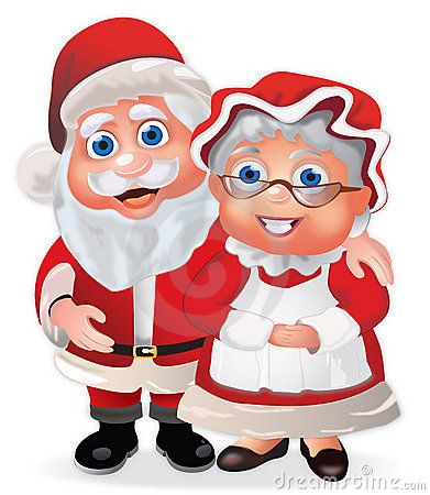 Mrs Claus Clipart Santa .-Mrs Claus Clipart Santa .-12