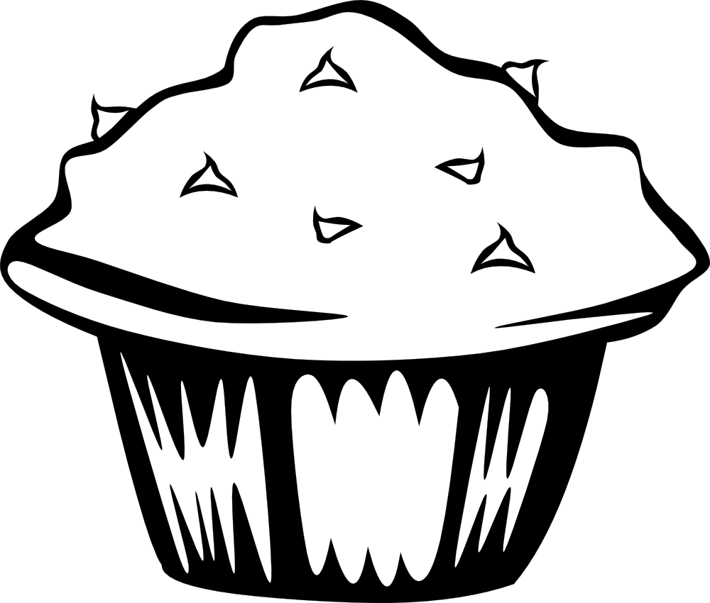Muffin Clipart-muffin clipart-6