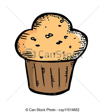 ... Muffin In Doodle Style-... muffin in doodle style-14