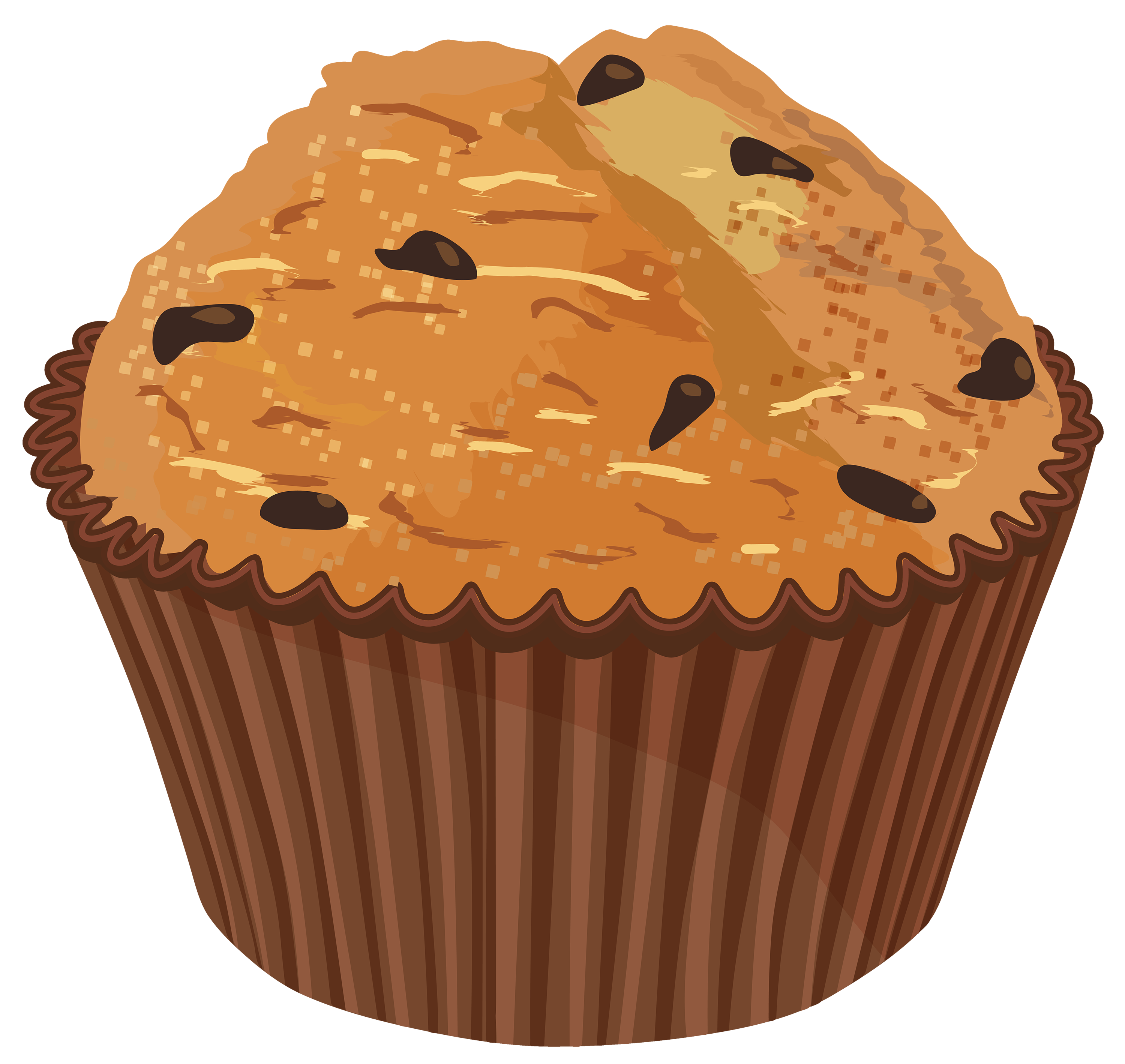 Muffin PNG Clipart