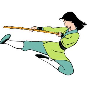 Mulan Clipart-Mulan Clipart-3