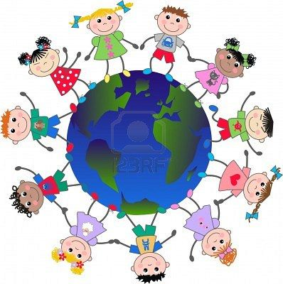 Multicultural Clip Art | Sample Cultures From Around The Worldu2026 | Whittier art | Pinterest | Around the worlds, Culture and Clip art