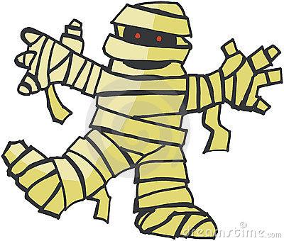 mummy clipart - Mummy Clipart