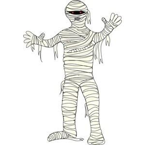 Mummy clipart free clipartall - Mummy Clip Art
