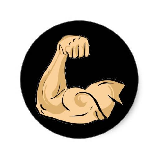 muscle clipart - Muscle Clip Art