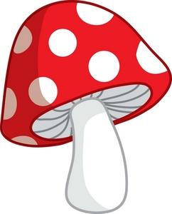 mushroom clipart-mushroom clipart-1