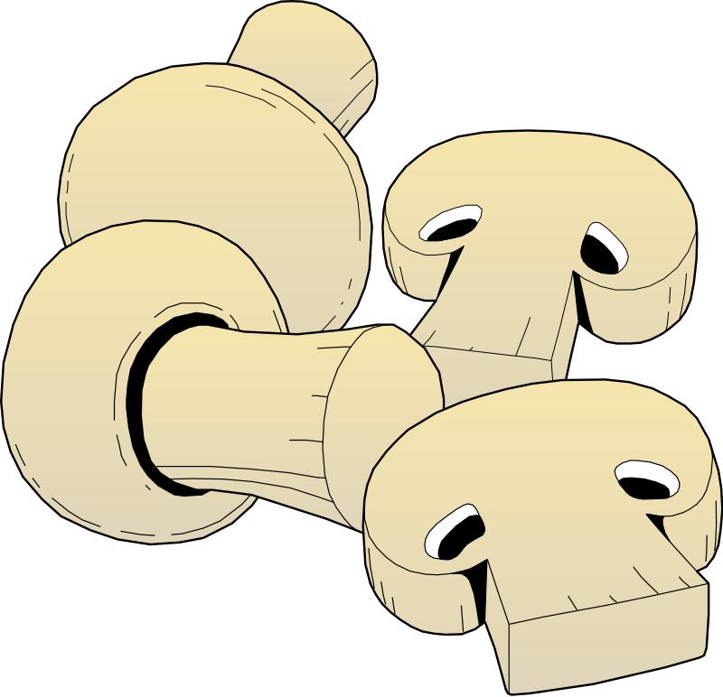 mushroom clipart-mushroom clipart-14