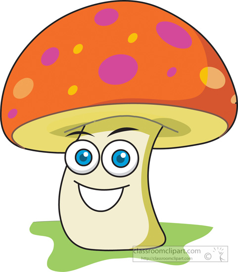 Mushroom Clip Art Clip Art And Graphics