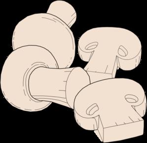 Mushroom Clip Art-Mushroom Clip Art-9