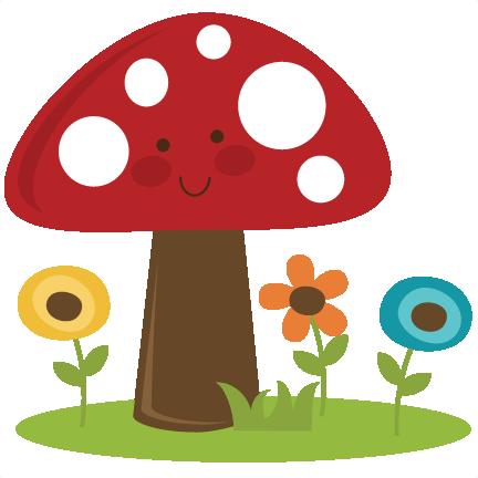 Mushroom Clipart | Free .