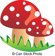 Mushroom Clip Artby Barbulat4/584 Mushroom