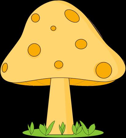 Mushroom in Grass-Mushroom in Grass-6