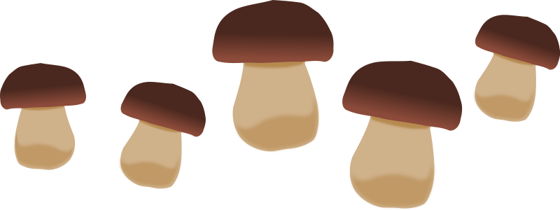 Mushrooms 2 Clip Art. This .-Mushrooms 2 Clip Art. This .-14
