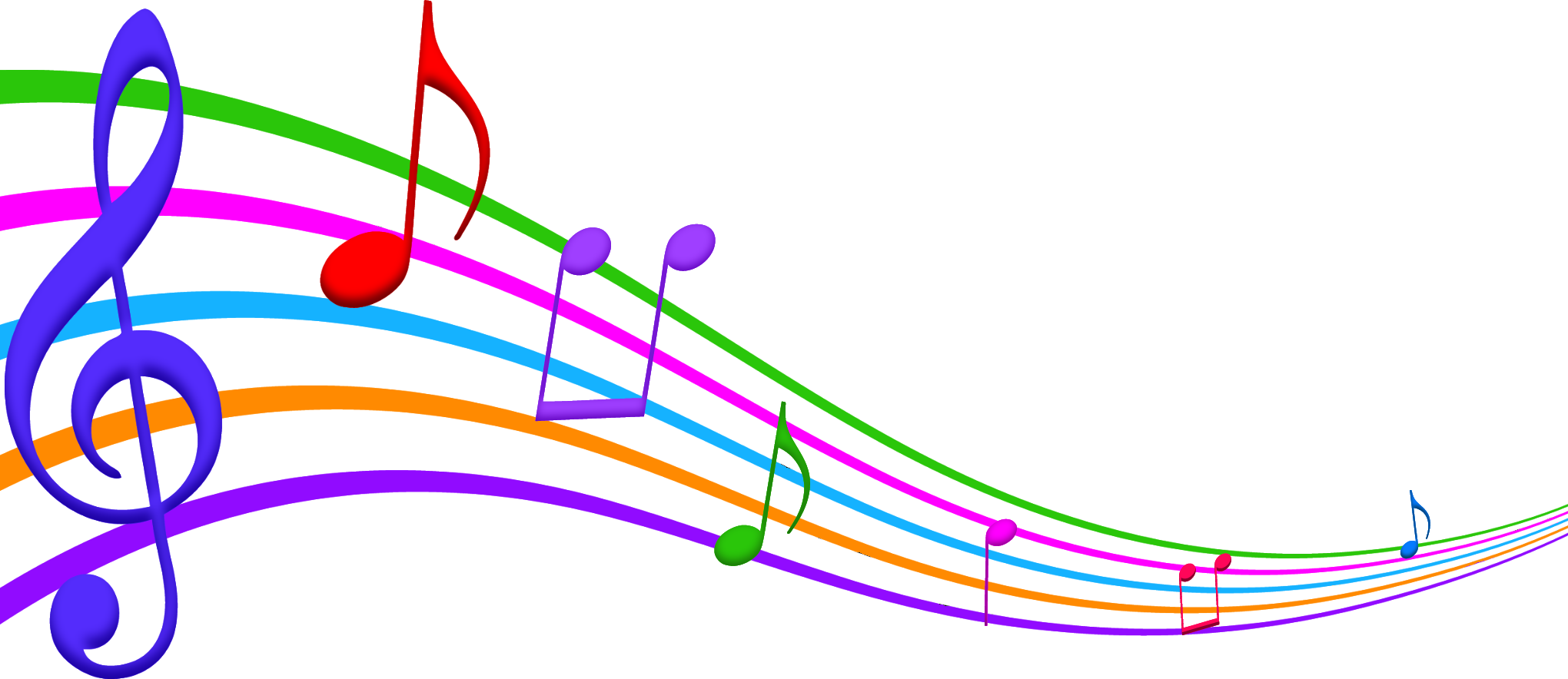 music notes clip art png