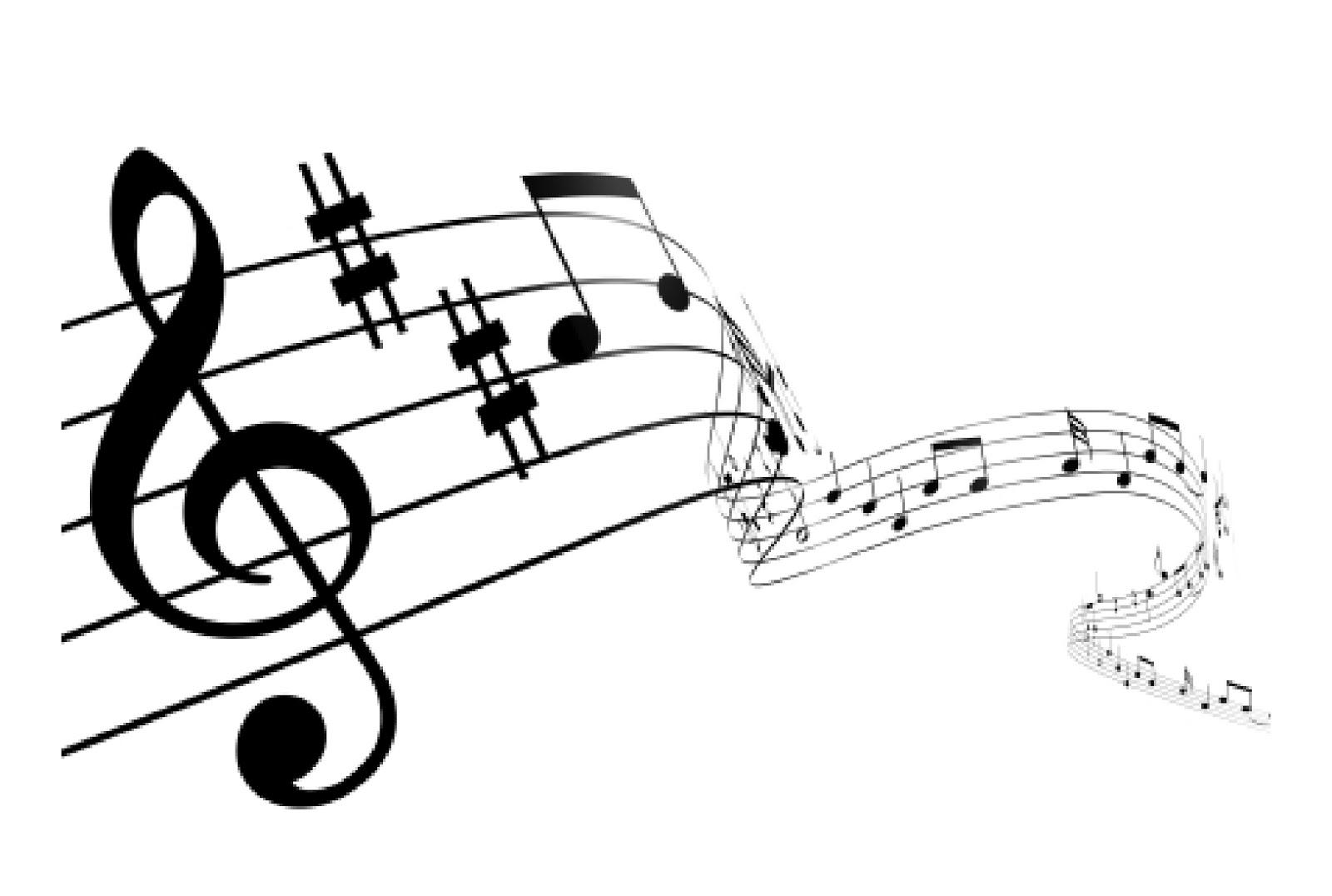 music staff clip art