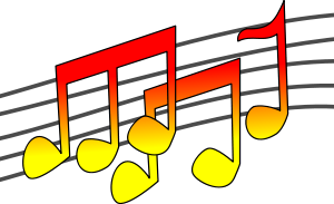 ... Music clipart free ...