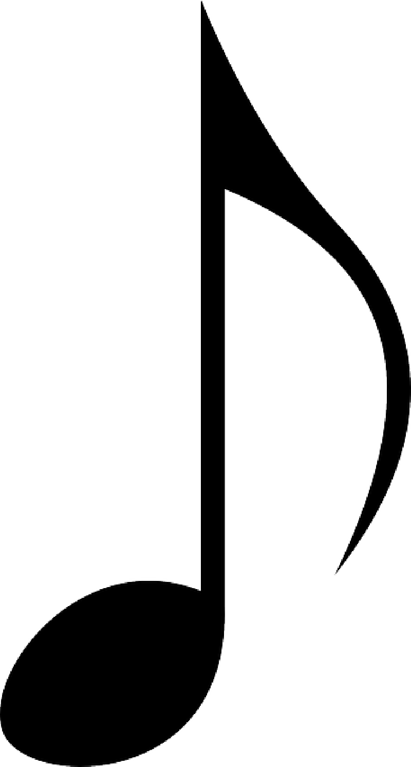 Music note clip art ayomove