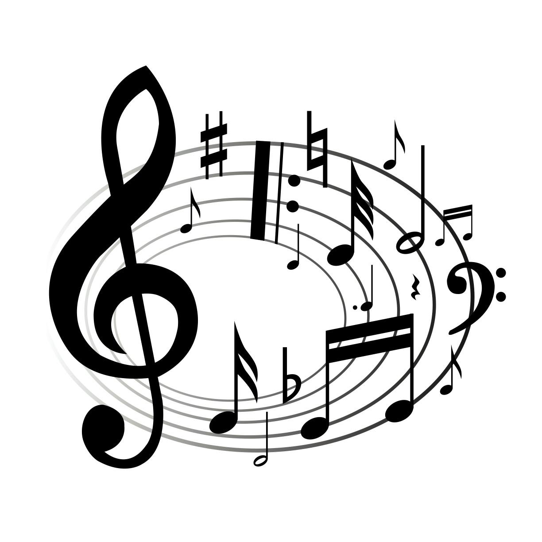 Music Note Clip Art